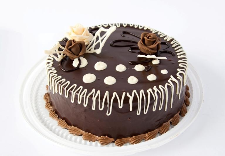 Пражский торт