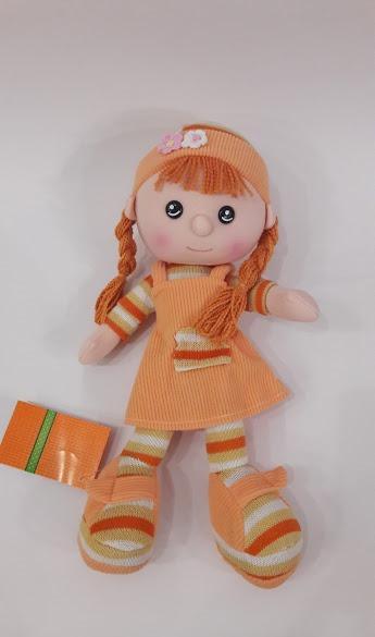 Кукла Душечка