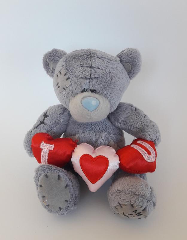 Тедди I love you