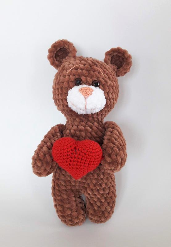 Мишка Шоколадка