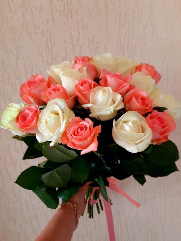 """Букет роз """"Мадлен"""""""