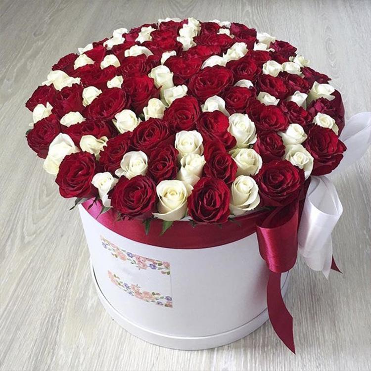 Престиж (101 роза)