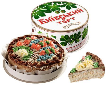 Киевский торт (1 кг)