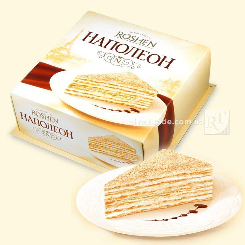 "Торт ""Наполеон"" Рошен"