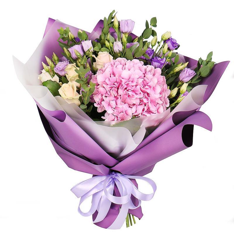 """Букет цветов """"Твоя любовь живет во мне"""""""